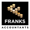 Franks Accountants Sticky Logo