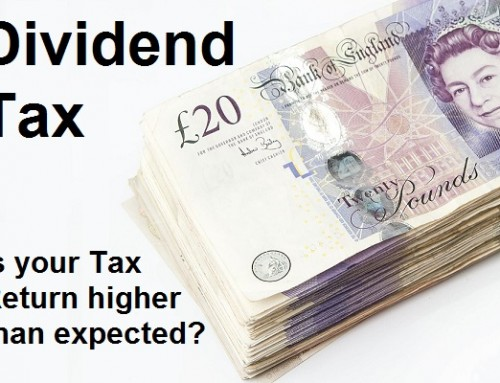 Introduction of the Dividend Tax – Why your tax return may be higher than expected