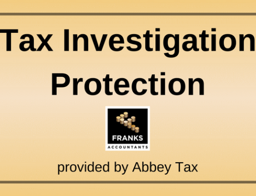 Tax Investigation Protection