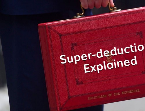 Super-deductions Explained – Budget 2021