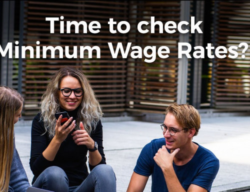 Time to check Minimum Wage Rates?
