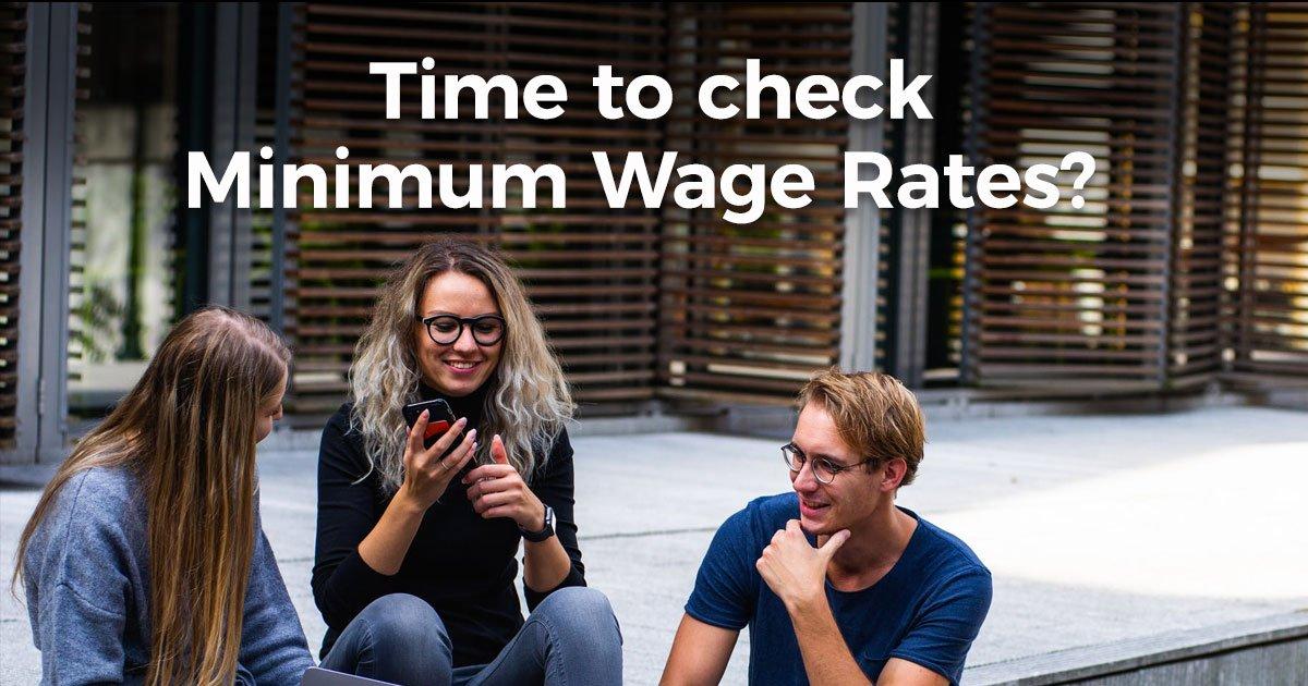 minimum wage rates York