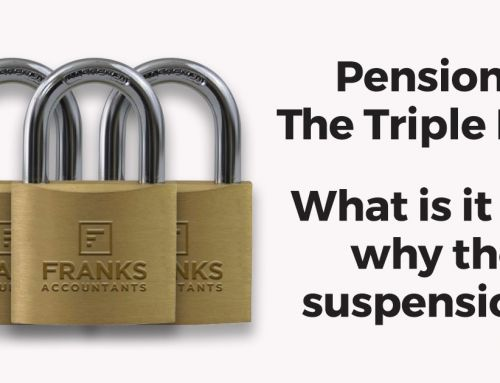 Pensions: The triple lock – What is it and why the suspension?