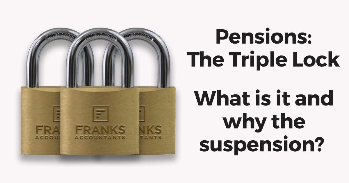 Pensions triple lock