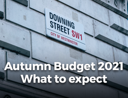 Autumn Budget 2021 – What to expect
